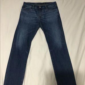 Men's AG The Graduate jeans 33x34